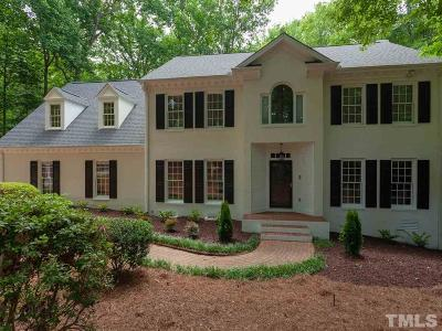 Raleigh Single Family Home For Sale: 701 Presnell Court