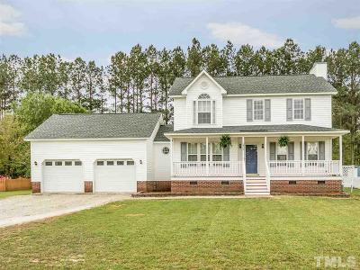 Willow Spring(s) (121) Single Family Home Contingent: 1625 Tall Cane Circle