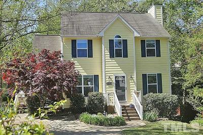 Durham Single Family Home For Sale: 5808 Walnut Cove Drive