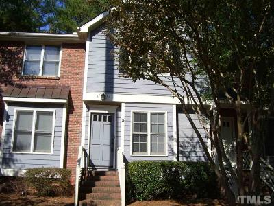 Cary NC Rental For Rent: $1,075