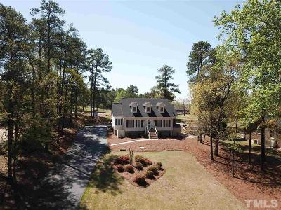 Sanford NC Single Family Home For Sale: $209,978