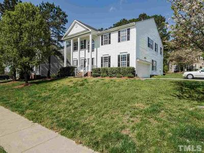 Wake Forest Single Family Home For Sale: 8517 Bratt Avenue