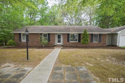 Harnett County Single Family Home For Sale: 304 Coleridge Drive