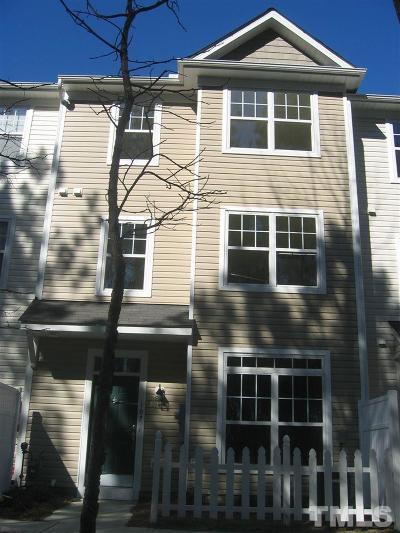 Wake County Rental For Rent: 8621 Neuse Club Lane #107