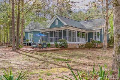 Pittsboro NC Single Family Home For Sale: $725,000