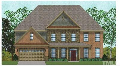 Wake Forest NC Single Family Home Contingent: $582,190