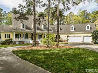 Holly Springs Single Family Home For Sale: 5317 Moonflower Court
