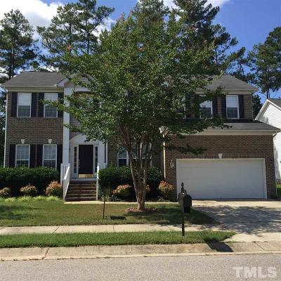 Wake County Rental For Rent: 8321 Shiloh Creek Court