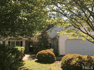 Arbor Creek Single Family Home Contingent: 401 Firefly Road