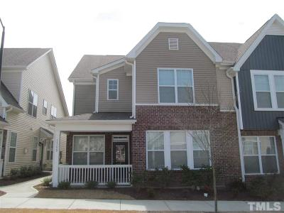 Wake County Rental For Rent: 1308 Alston Forest Drive