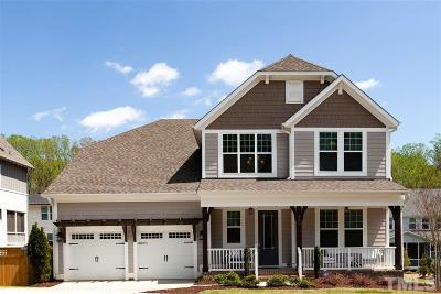 Chapel Hill Single Family Home For Sale: 435 Claremont Drive