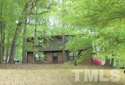 Wake County Rental For Rent: 120 Gregory Drive