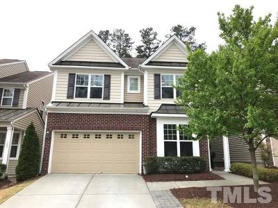 Wake County Rental For Rent: 113 Hammond Wood Place