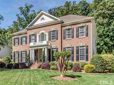 Cary Single Family Home For Sale: 306 Allenhurst Place