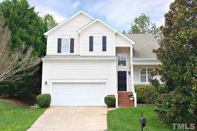 Wake County Rental For Rent: 2505 Spruce Shadows Lane
