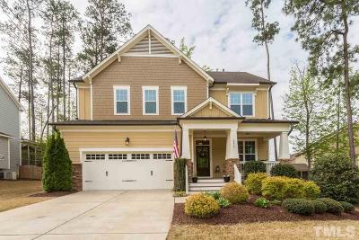 Apex Single Family Home For Sale: 2647 Brighton Bluff Drive
