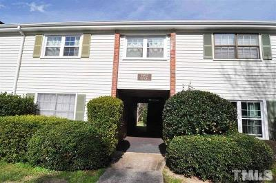 Wake County Rental For Rent: 5602 Falls Of Neuse Road #E
