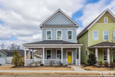 Chapel Hill Single Family Home For Sale: 39 Summersweet Lane