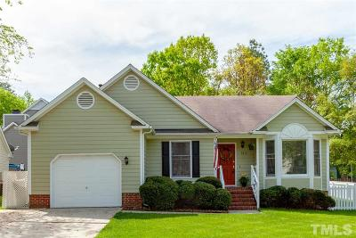 Raleigh Single Family Home For Sale: 5613 Edgebury Road