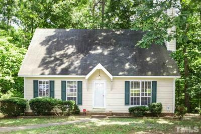 Sanford NC Single Family Home For Sale: $124,900