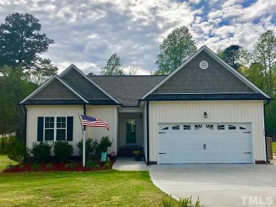 Harnett County Single Family Home For Sale: 570 Moonlight Drive