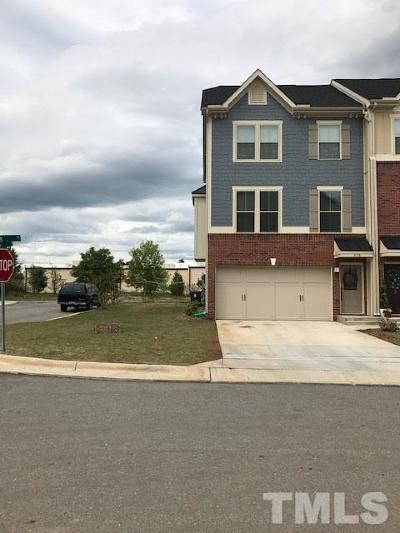 Wake County Rental For Rent: 2128 Whitesmith Drive