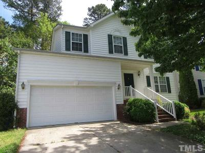 Wake County Rental For Rent: 8530 Guerro Court