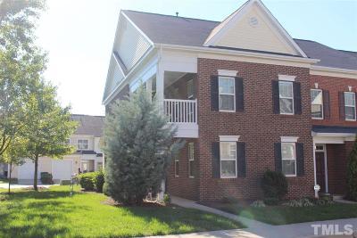 Wake County Rental For Rent: 1368 Regulator Street