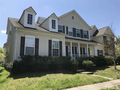Wake County Rental For Rent: 309 Minton Valley Lane