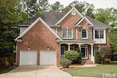 Raleigh Single Family Home For Sale: 8205 Escambia Lane