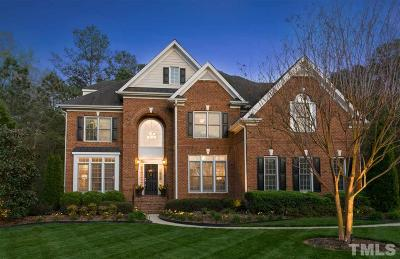 Chapel Hill Single Family Home Contingent: 4101 Taylor Hall Place