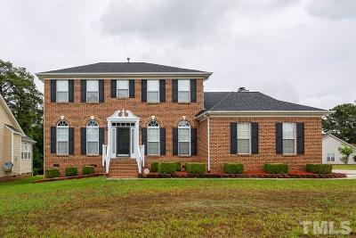 Raleigh Single Family Home For Sale: 5155 Pinehall Wynd