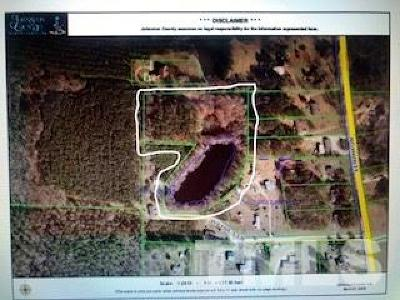 Johnston County Residential Lots & Land For Sale: Nc 39 Highway