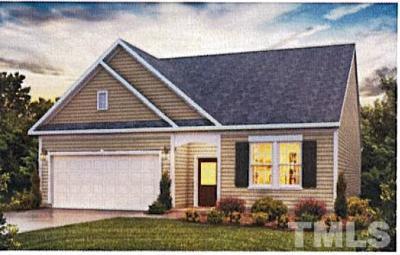 Zebulon Single Family Home For Sale: 644 Rose Mallow Drive