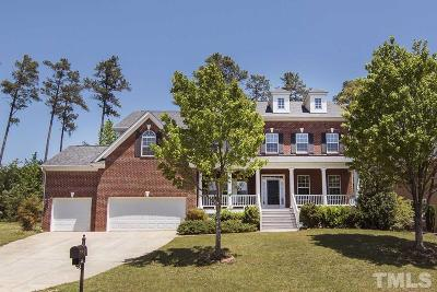 Fuquay Varina Single Family Home For Sale: 708 Rushing Falls Place