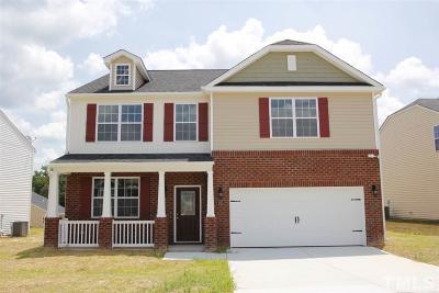 Zebulon Single Family Home For Sale: 653 Rose Mallow Drive