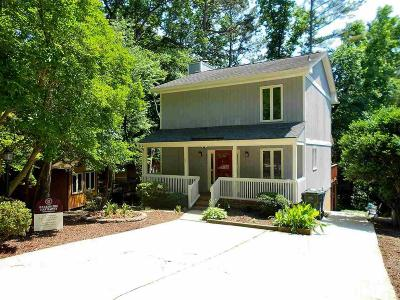 Wake County Single Family Home For Sale: 2909 Rue Sans Famille