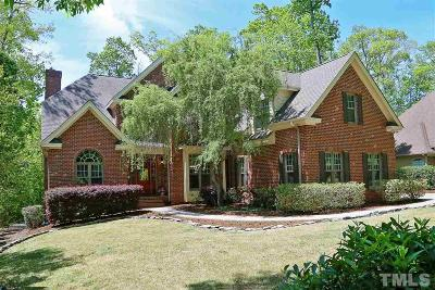 The Preserve At Jordan Lake Single Family Home For Sale: 431 The Preserve Trail