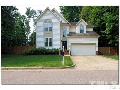 Wake County Single Family Home For Sale: 2424 Goudy Drive