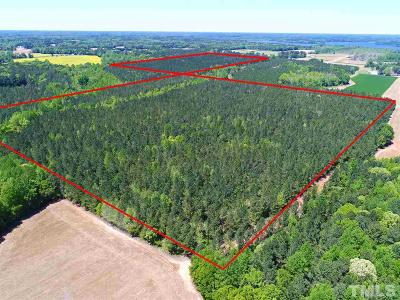 Johnston County Residential Lots & Land For Sale: Crockers Nub Road