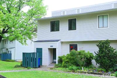 Raleigh Condo Pending: 4670 Grinding Stone Drive #1