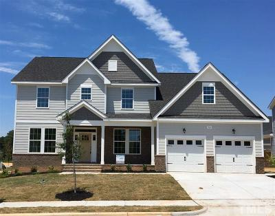 Knightdale Single Family Home For Sale: 713 Twin Star Lane #Lot 201