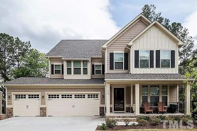 Wake Forest Single Family Home For Sale: 512 Opposition Way