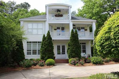 North Hills Single Family Home For Sale: 4105 Lassiter Mill Road