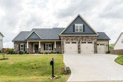 Knolls At The Neuse Single Family Home For Sale: 265 Neuse Landing Drive