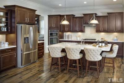 Cary Single Family Home For Sale: 517 Creekhurst Place #Lot 70