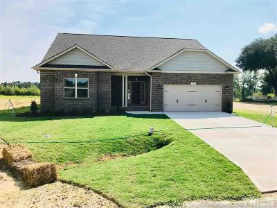 Benson Single Family Home For Sale: 37 Bobwhite Court