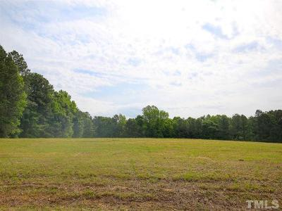 Creedmoor Residential Lots & Land For Sale: 11927 Ascot Lane