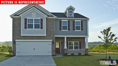 Garner Single Family Home For Sale: 115 Zulabelle Court