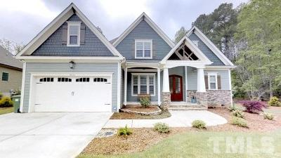 Single Family Home For Sale: 3124 Constance Circle